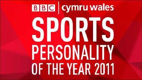 Logo Personoliaeth Chwaraeon y Flwyddyn BBC Cymru Wales 2011