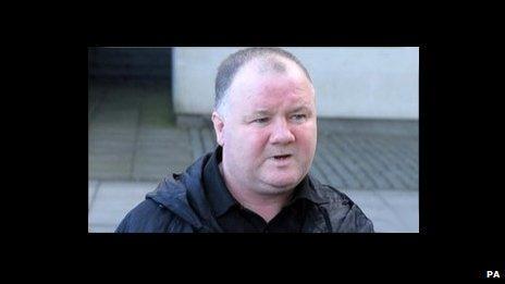 Wayne Rooney Sr
