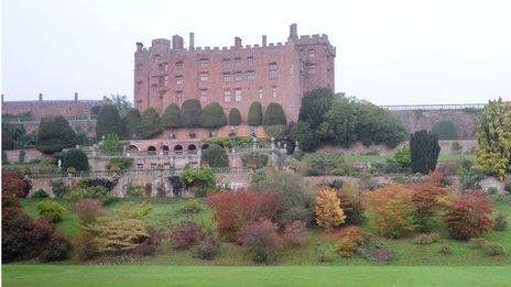 Castell Powis