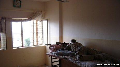 Chris Kyle in Fallujah, Iraq