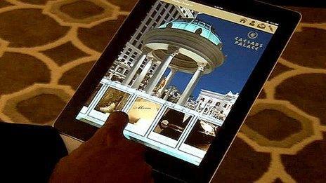 Caesar's Palace app