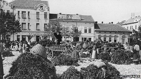 Paprika market