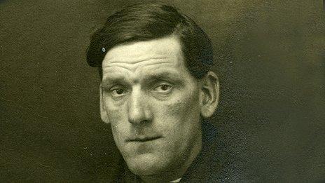 John Priest, the unsinkable stoker