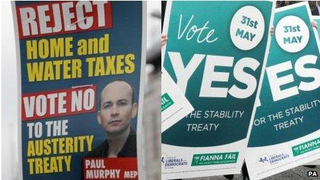 Posters in Dublin