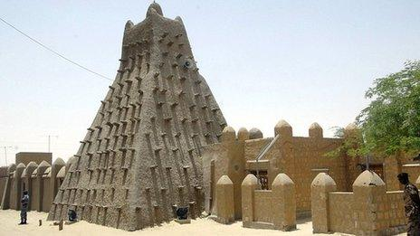 Timbuktu (file photo 2010)