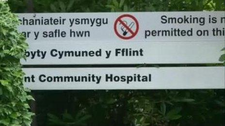 Ysbyty'r Fflint