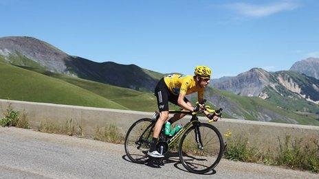 Bradley Wiggins, cymal 11, 2012