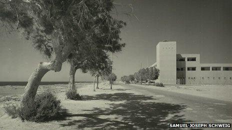 Acre (credit: Samuel Joseph Schweig; from the Otto Hoffman archive, the National Library of Israel)