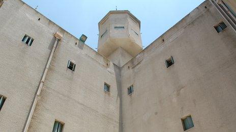 Nebi Yosha fort