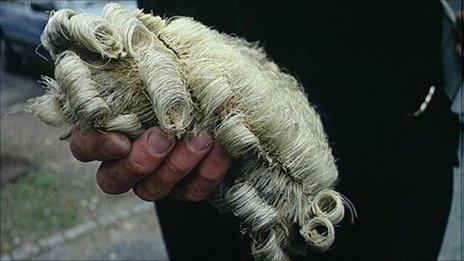 Wig bargyfreithiwr
