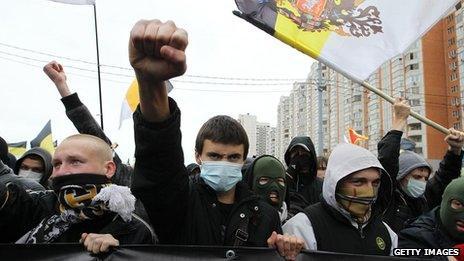 'Ultranationalists' in Russia