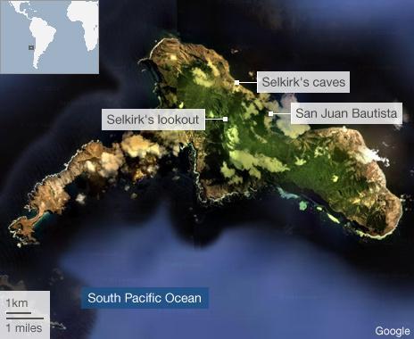 Robinson Crusoe Island
