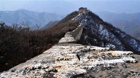 Great Wall at Shixiaguan