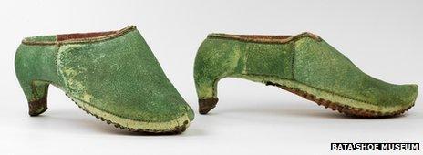 Copyright © 2013 Bata Shoe Museum, Toronto, Canada