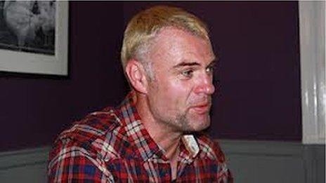 Julian Lewis Jones