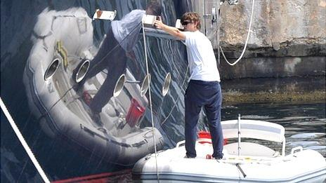 Yacht cleaner in Malta