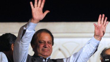 Pakistan press and pundits feel daunting challenges lie ahead for Mr Nawaz Sharif's party
