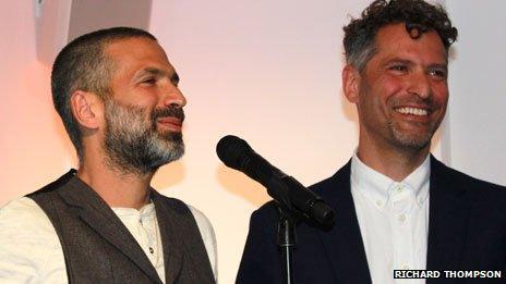 Adam Broomberg and Oliver Chanarin