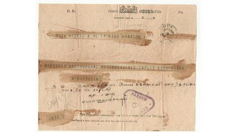 selected telegram