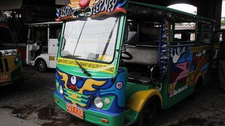 E-jeepney