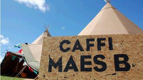 Caffi Maes B