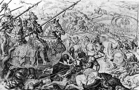 Siege of Vienna 1529