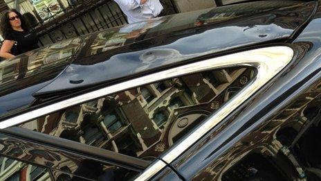 Melted Jaguar