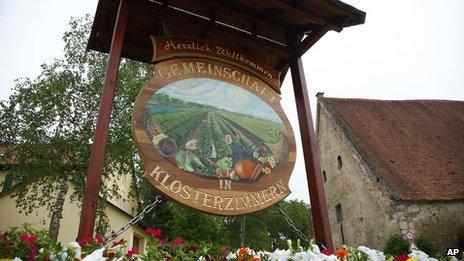 The Twelve Tribes community in Klosterzimmern, Germany