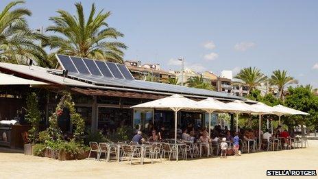 Ricard Jornet's restaurant Lasal del Varador