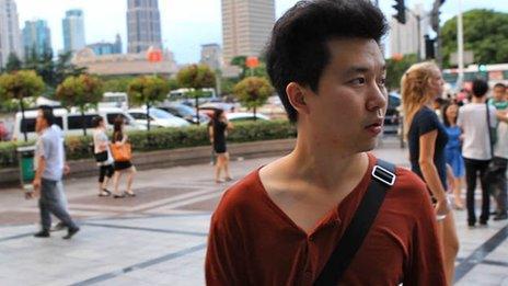 Peng Tai, a Chinese love hunter