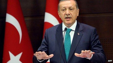 Turkey's PM Recep Tayyip Erdogan announces reform package 30 Sept 2013