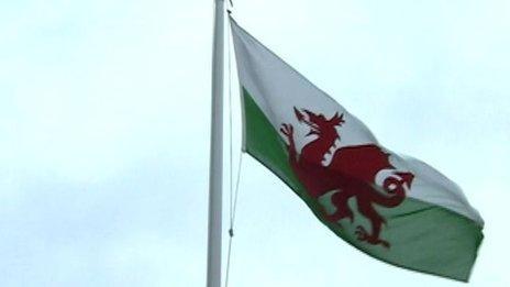 Fflag Cymru