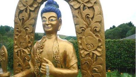 Samye Ling monastery