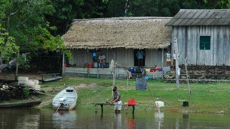 House in Montanha-Mangabal