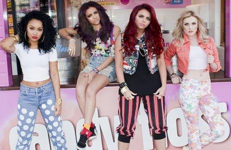 Little Mix - 2012 shot