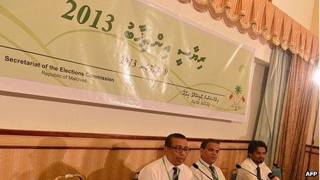 Maldives electoral commission