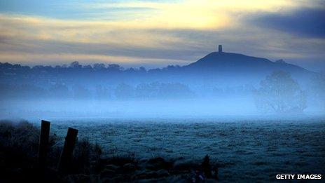 Glastonbury Tor, Somerset