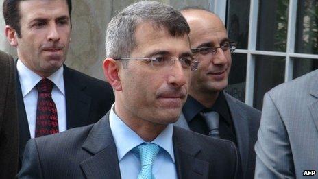 Turkish prosecutor Muammar Akkas, 26 December 2013