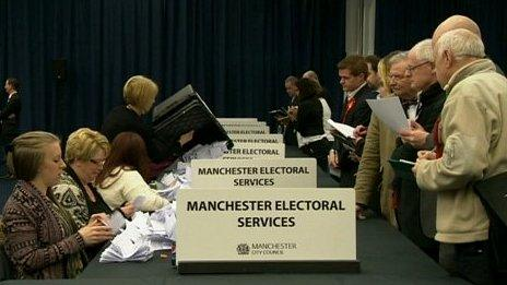 Wythenshawe and Sale East by-election