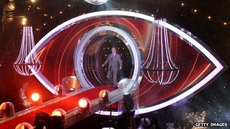Jim Davidson is announced as winner of Celebrity Big Brother