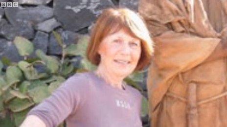 Susan Wendy Hackett