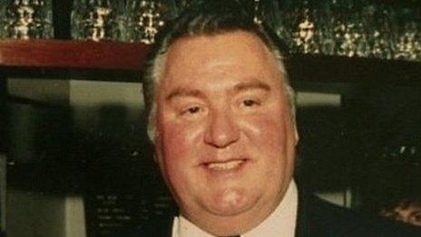 Geoffrey Dickens with Margaret Thatcher