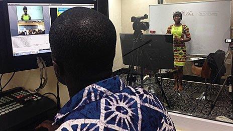 Teaching studio, Accra