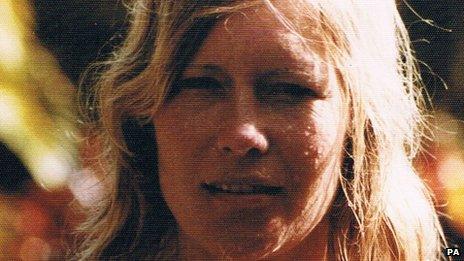 Veronica Packman - known as Carol