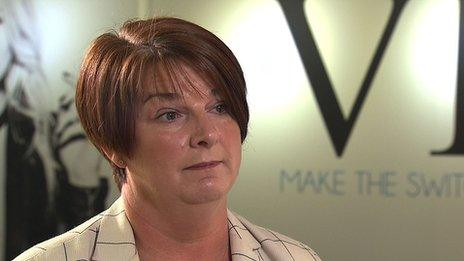 Lynne White, VIP head of retail distribution