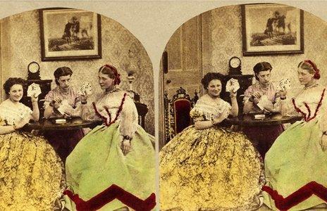 Hearts are Trumps (1866)