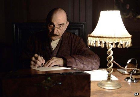 Hercule Poirot in Poirot: Curtain, Poirot's's last case