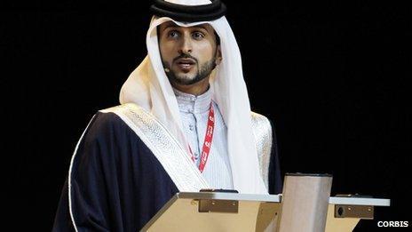 Sheikh Nasser bin Hamad al-Khalifa