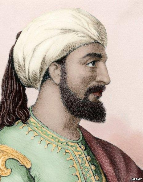 Abd-ar-Rahman III (889- 961). Emir and Caliph of Al-Andalus