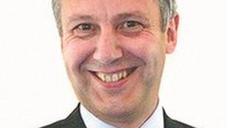 Bryn Parry Jones